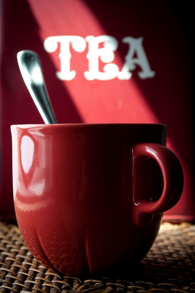 resilience and a cup of tea